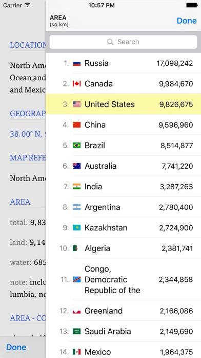 Worldabc The Cia World Factbook review screenshots