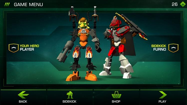 LEGO® Hero Factory Brain Attack screenshot-3
