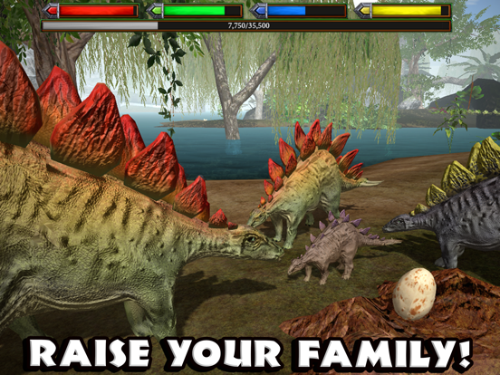 Скачать игру Ultimate Dinosaur Simulator