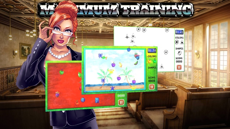 Brain Shaper - Amazing Memory and Acuity Trainer