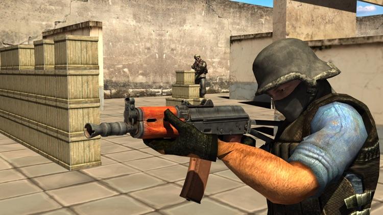 Gunner Terrorist Extreme Shooting screenshot-3
