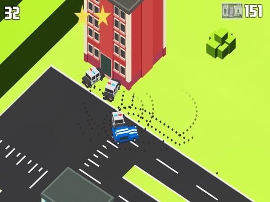 Screenshot #6 pour Getaway Racer