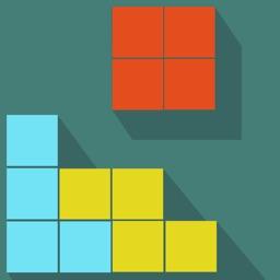 Geo Shape Fall Mayhem Pro - cool skill test puzzle