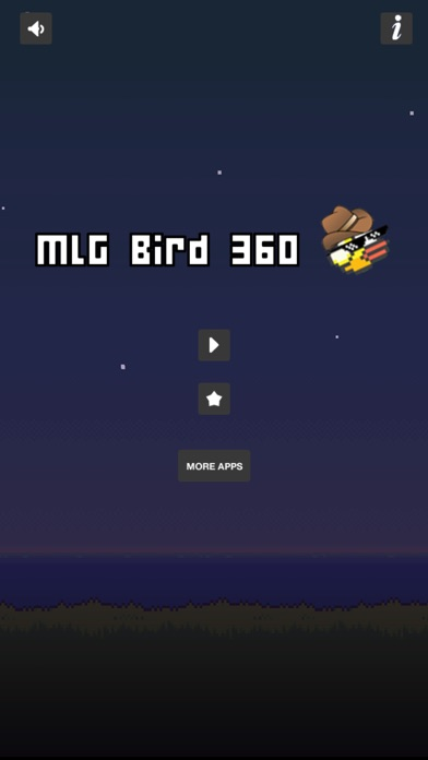 MLG Bird 360 - Thug Life Flappy