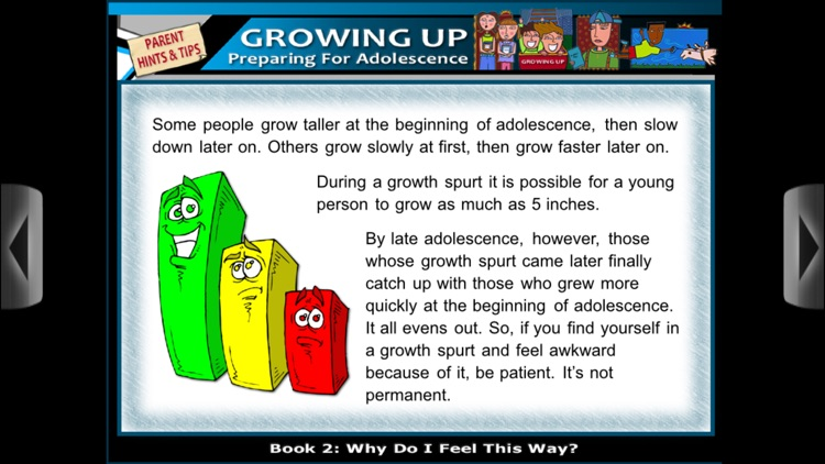 Growing Up: Why Do I Feel This Way? screenshot-4