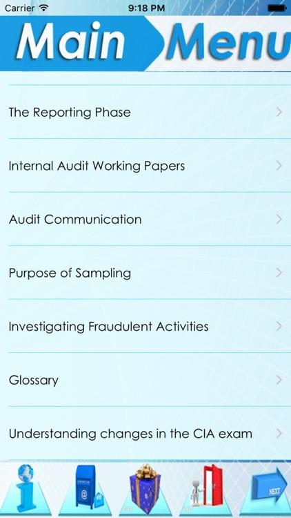 Internal Audit Manual & Process