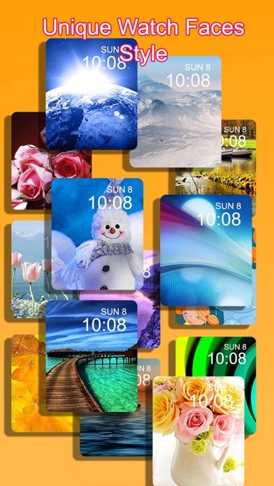 Watch - Custom Wallpaper Theme Background for Apple Watchのおすすめ画像5