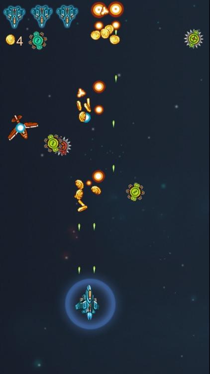 Space War : Shoot Enemy And Battle screenshot-3