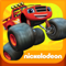 App Icon for Spelen met BLAZE EN DE MONSTERWIELEN App in Belgium IOS App Store