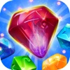 Match Jewel Pop Star - Puzzle Match-3 Jewel Star Zombie Edition