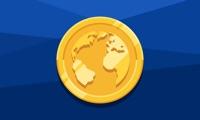Globe Economy - World Map