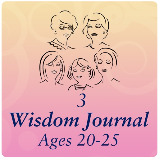 Journal Volume 3 (Ages 20-25) Young Adult Years-Preparing for Life