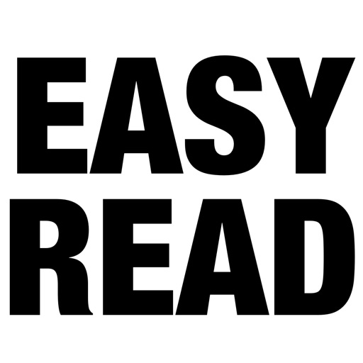 Easy Read - Large Text