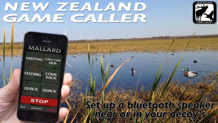 NZ GAME CALLS