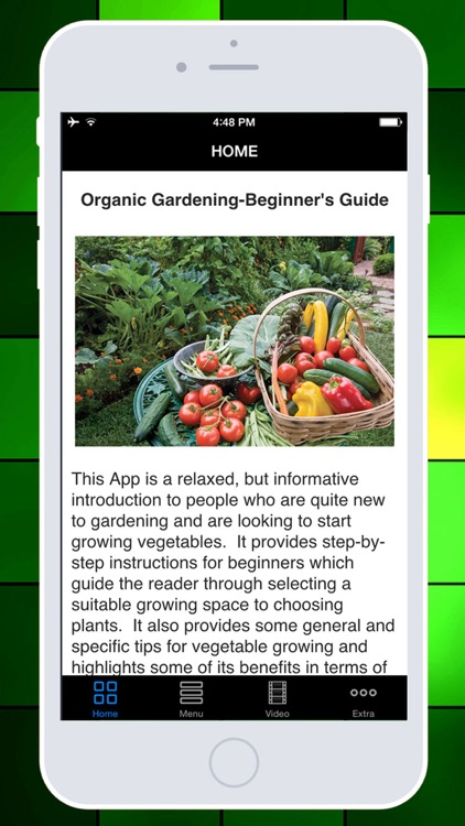 Best Organic Gardening Guide For Beginner - Grow Your Own Natural Fruits, Herbs, Vegetables, and More, Start Today! screenshot-0
