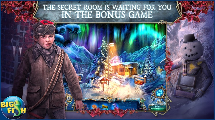 Surface: Alone in the Mist - A Hidden Object Mystery (Full) screenshot-3
