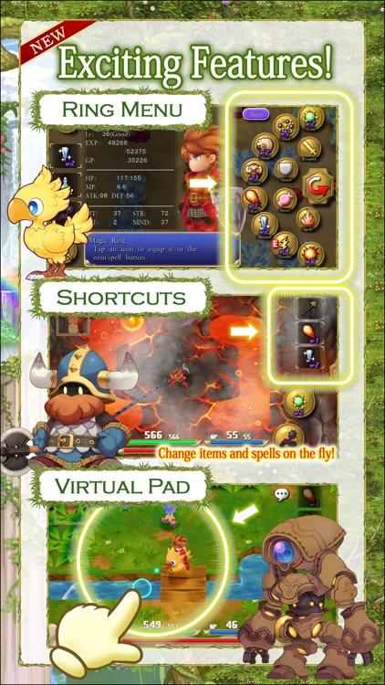 Adventures of Mana screenshot-4