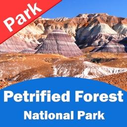Petrified Forest National Park – GPS Offline Park Map Navigator