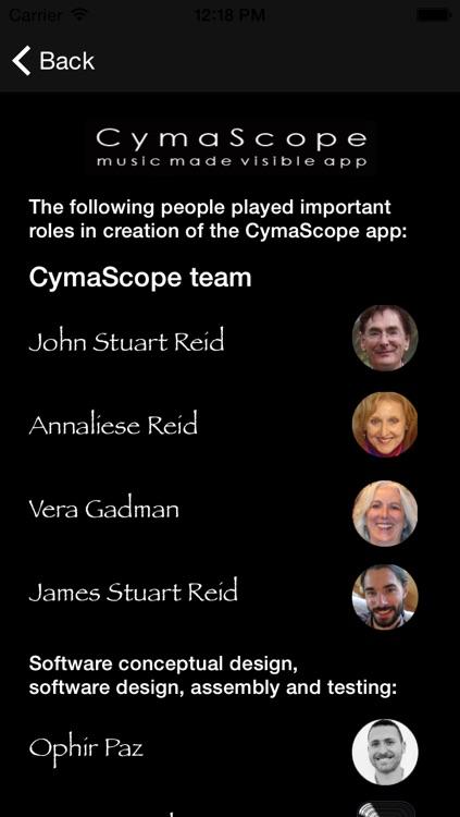 CymaScope - Music Made Visible screenshot-3