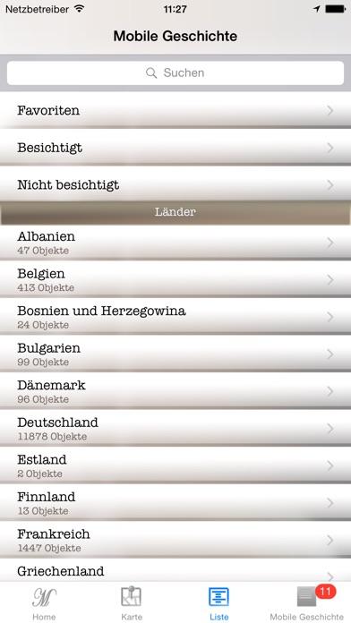 Mobile Geschichte - Burgen und SchlösserScreenshot von 5