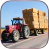 Tractor: Farm Driver - Free 3D Farming Simulator Game Animal & Hay Transporter Farmer Tractor