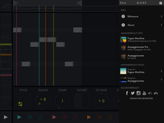 Screenshot #6 pour Link to MIDI