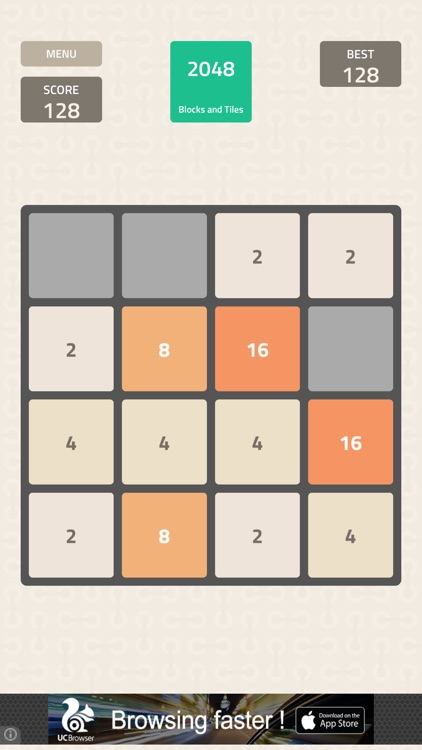 2048 Blocks and Tiles