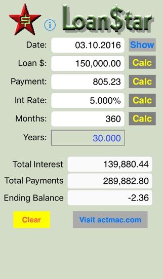 Loanstar review screenshots