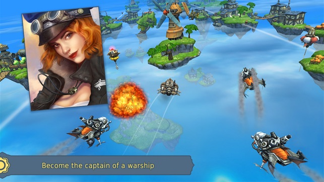 ‎Sky to Fly: Faster Than Wind 3D Premium Screenshot