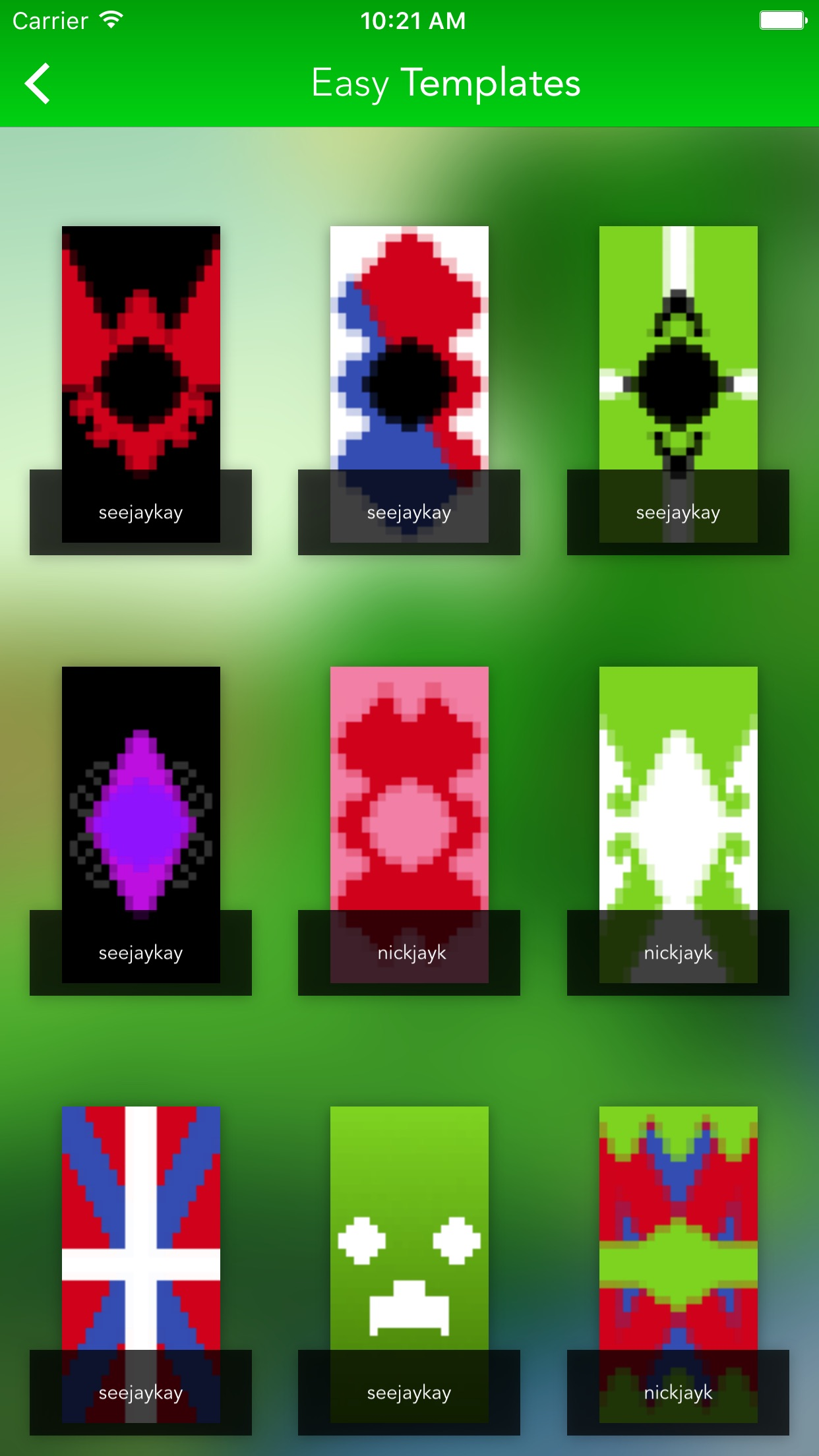 Easy Banner Creator for Minecraft - Quick Banner Editor for PC! Screenshot