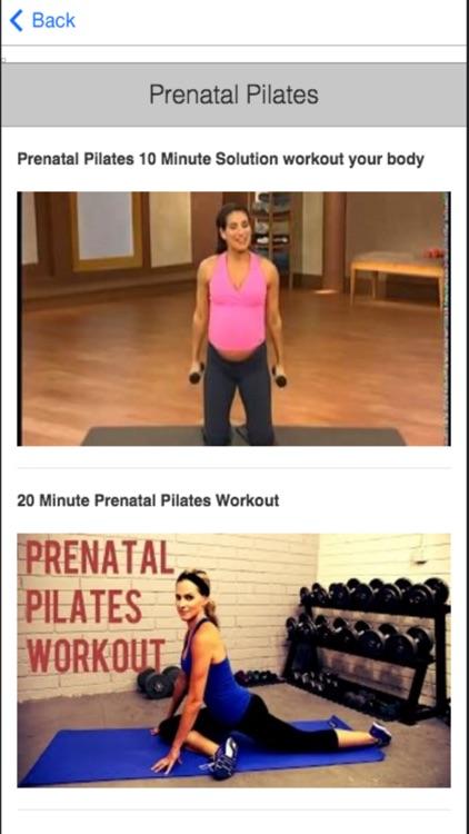 Pregnancy Exercise - Basic Exercises for Pregnant Women