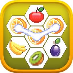 Pixel Fruits - Delicious Colors