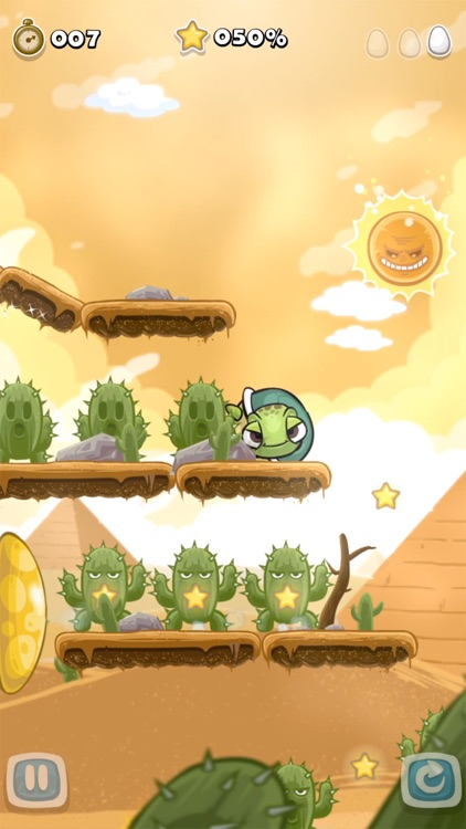 Roll Turtle screenshot-2