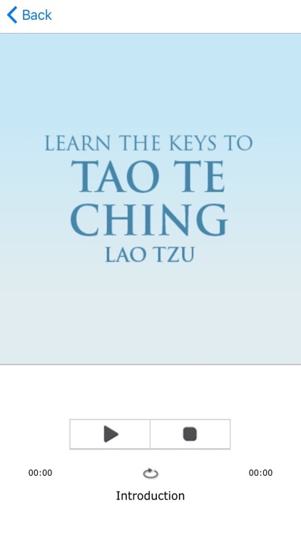 The Tao Te Ching Meditations by Lao Tzu screenshot-3