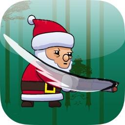 Santa Wood Logger - Chop as many wood as you can