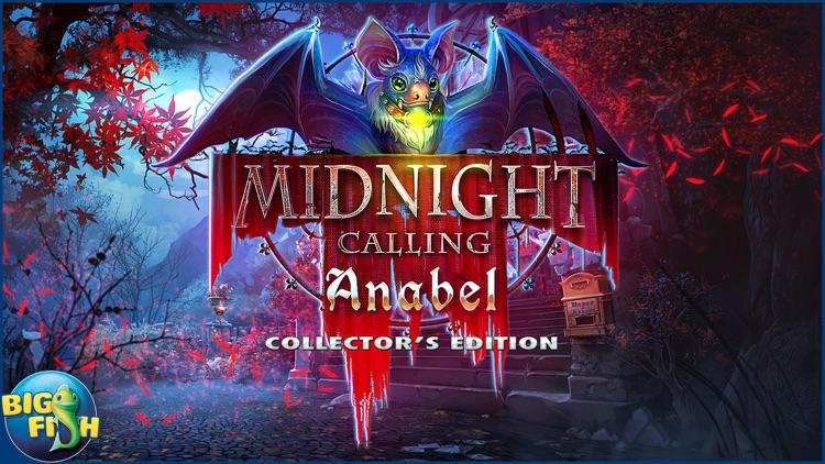 Midnight Calling: Anabel - A Mystery Hidden Object Game (Full) screenshot-4