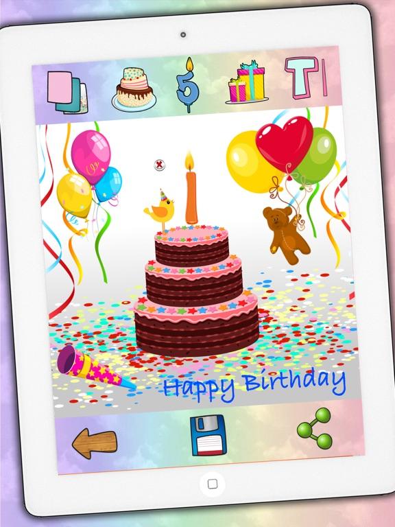 Stupendous Create Your Birthday Cake App Price Drops Personalised Birthday Cards Xaembasilily Jamesorg