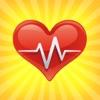 脈拍計 / 心拍計  - 脈拍数 トレーニング / ハートレートモニター