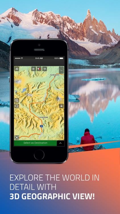 iGO Navigation screenshot-3