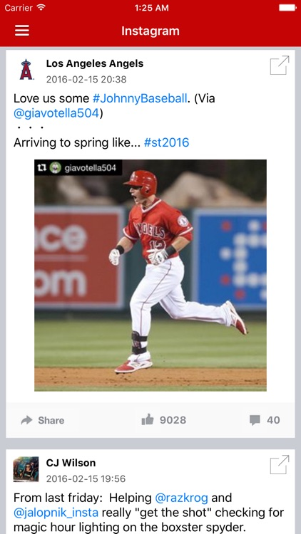 News Surge for Angels Baseball News Pro screenshot-3