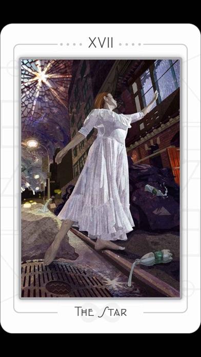 Urban Tarotのおすすめ画像2