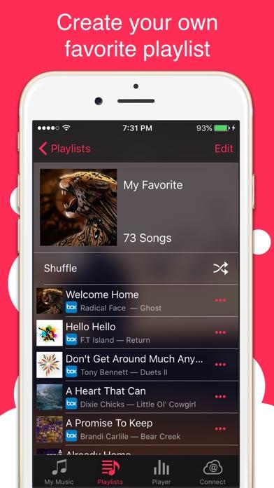 Screenshot #7 for Stream Free - Cloud Music Player