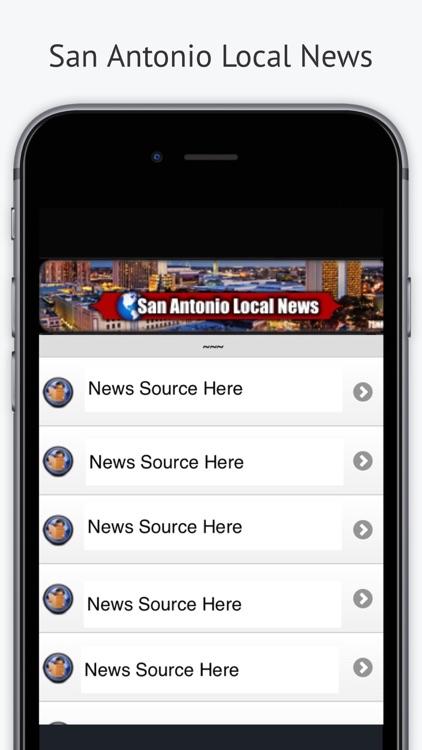 San Antonio Local News