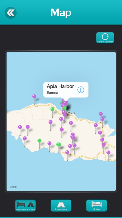 Samoa Island Tourism screenshot-3