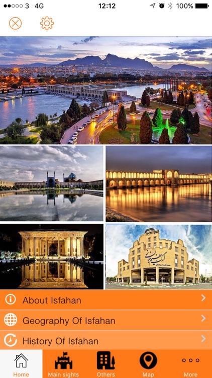 Travel To Isfahan