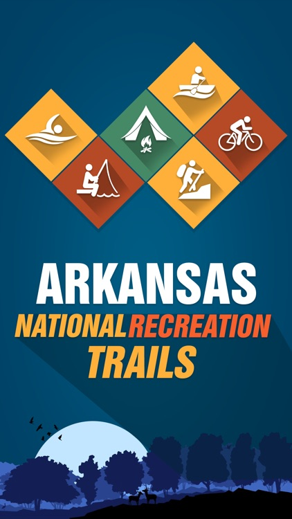 Arkansas Recreation Trails screenshot-0
