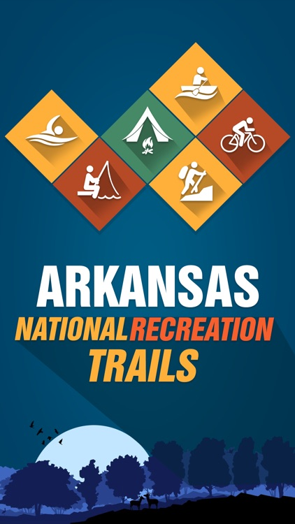 Arkansas Recreation Trails