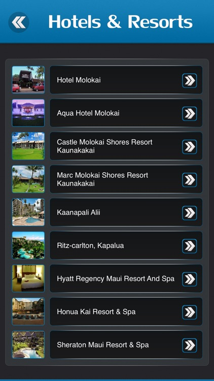 Molokai Travel Guide - Hawaii screenshot-3