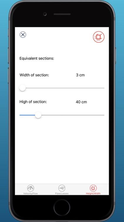 Calculadora URSA AIR screenshot-3