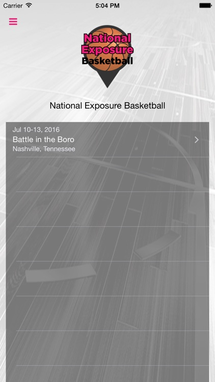 National Exposure Basketball